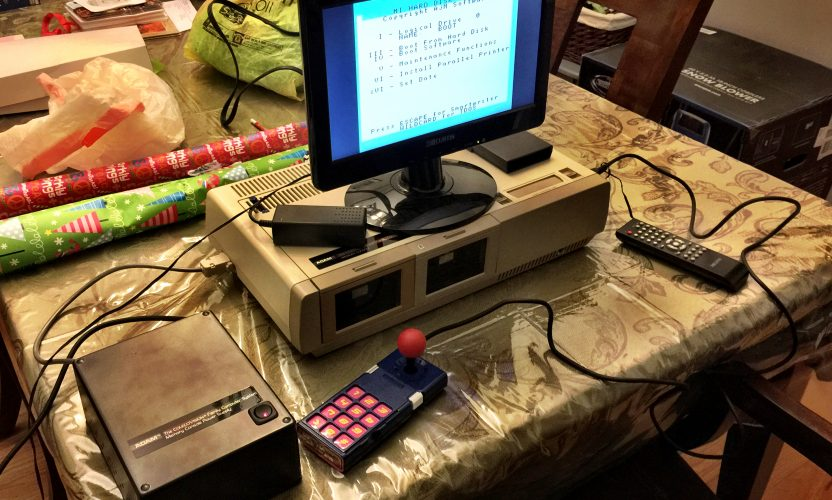 New power supply for the Coleco Adam