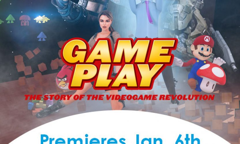 """Videogame Documentary """"Gameplay"""" Premieres Exclusively on Vutopia in January!"""