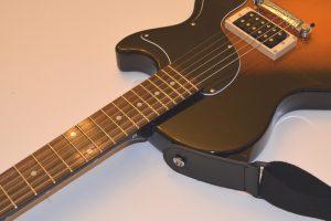 StrapSnake Cotton Guitar Strap Review