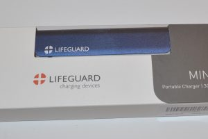Lifeguard MINI 1 Portable Charger Power Bank Review