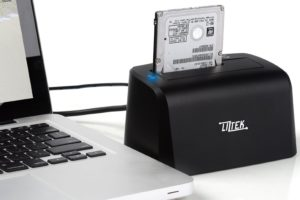 Liztek HDDT1BSB USB 3.0 Super Speed to SATA Single Bay External Hard Drive Docking Station for 2.5 and 3.5 inch Hard Drives Review