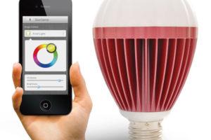 Review: Gunilamp 9.5w Bluetooth LED Smart Light Bulb