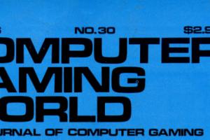 Magazine Hindsight (001) : Computer Gaming World, 08/1986
