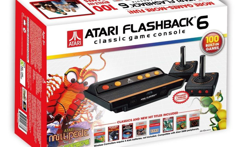 Atari Flashback 6: The Official Game List