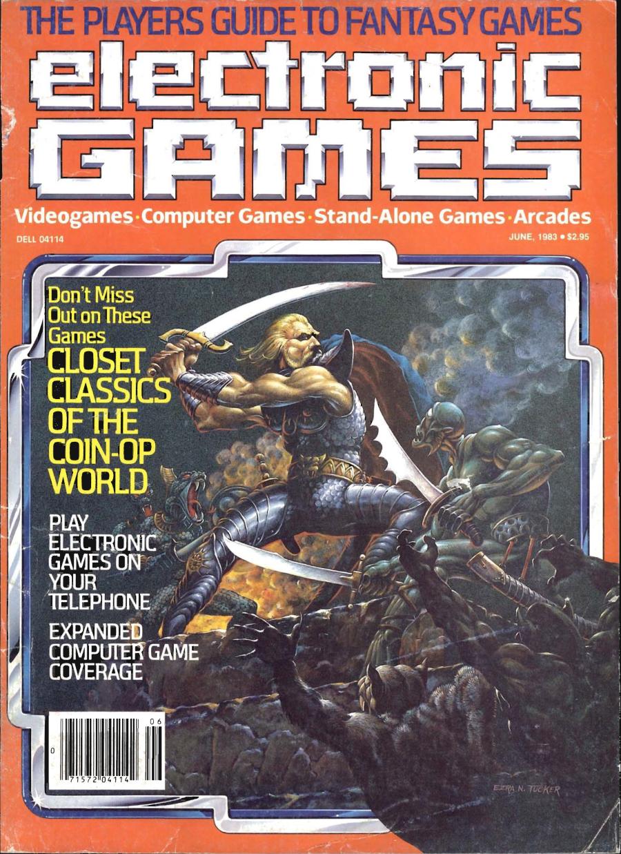 Magazine Hindsight (002) : Electronic Games, 06/1983