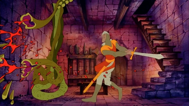 Dragon's Lair: The Movie Kickstarter – Why you need to be careful!