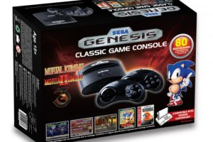 Sega Genesis Classic Game Console (2015): The Official Game List