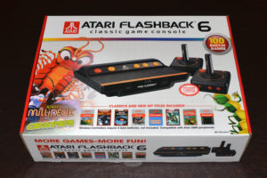 Review: AtGames Atari Flashback 6 (includes videos)