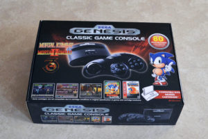 Review: AtGames Sega Genesis Classic Game Console (2015 version)
