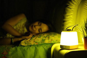 Review: Aootek Intelligent LED Night Light and Table Lamp
