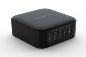 Review: Phshion 41W 5 Port Auto Sense USB Charger