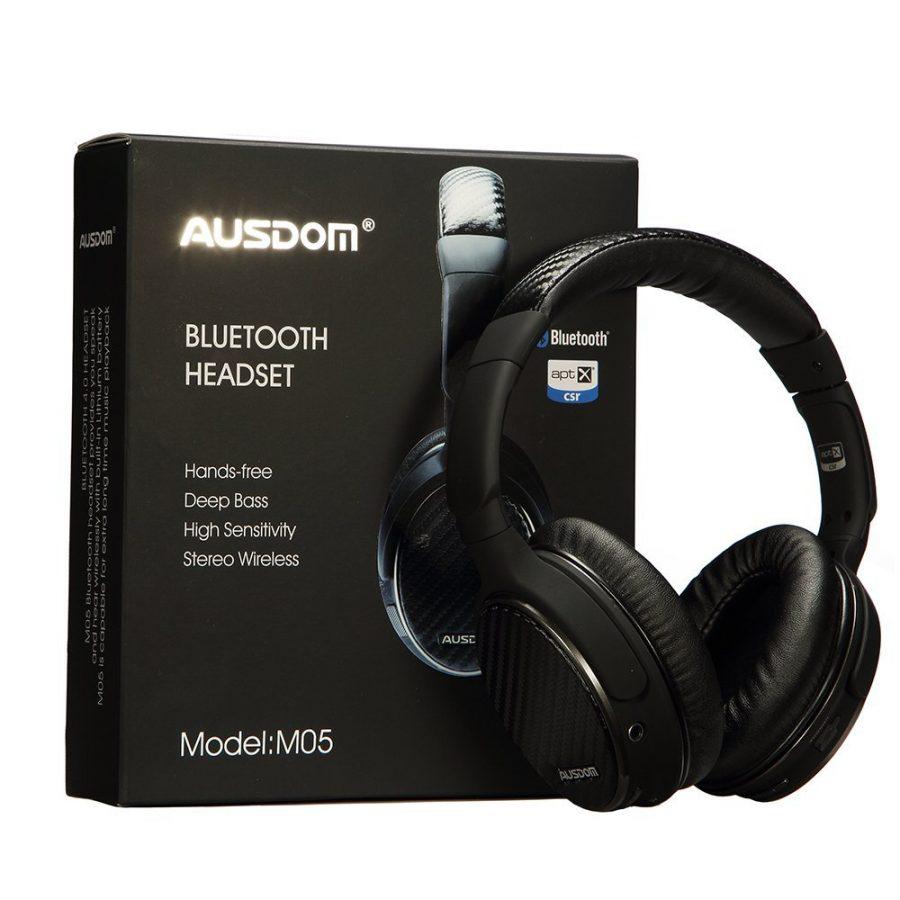Review: Ausdom M05 Bluetooth Over-ear Headphones