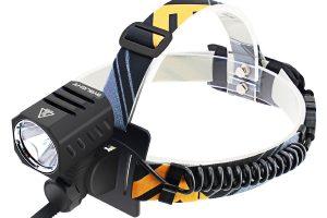 BYB Professional Series CREE T6 LED USB Headlamp