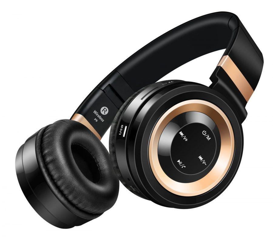 Sound Intone P6 Stereo Bluetooth Headphones