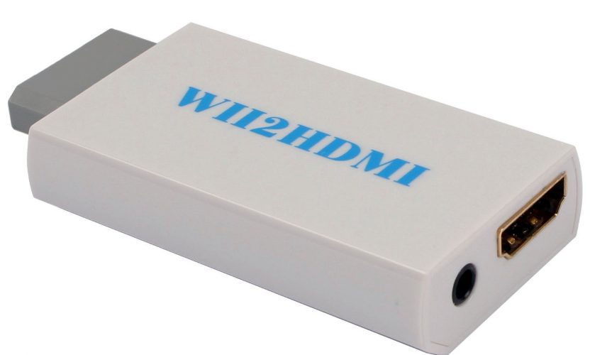 Review: AMOSTING Nintendo Wii to HDMI Converter