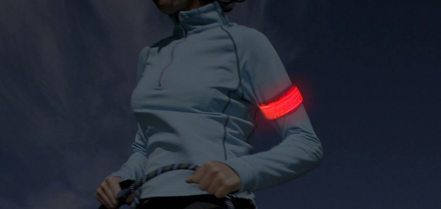 Review: Higo Heat Sealed LED Slap Armband