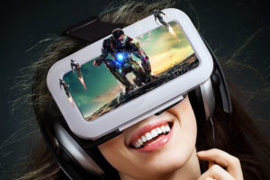 Edows 3D Glasses VR Virtual Reality Headset