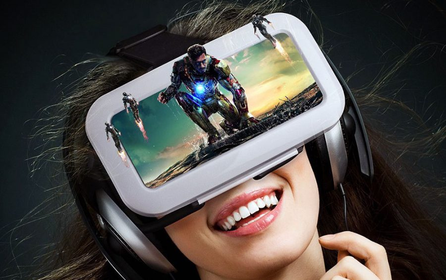 Edows 3D Glasses VR Virtual Reality Headset