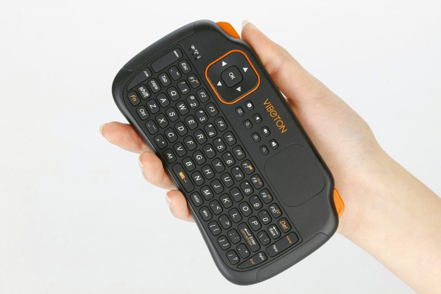 Viboton Mobile Wireless Mini Keyboard Touchpad Combo