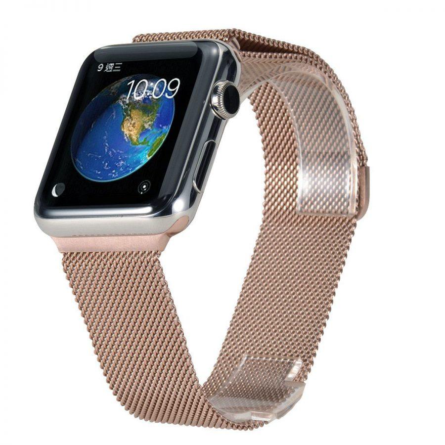 Review: Morningsun XG Milanese Loop Magnetic Wrist Band for Apple Watch