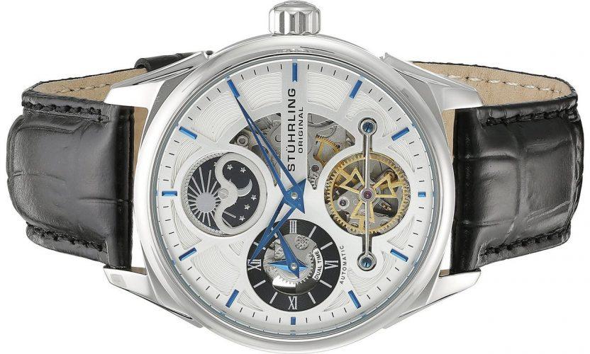 Review: Stuhrling Original Men's 657.01 Delphi Automatic Dual Display Watch