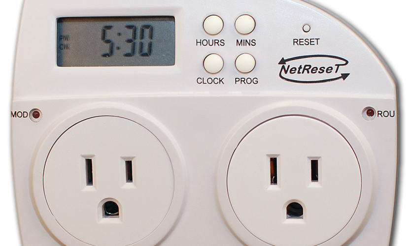 Review: NetReset NR-1000US Automated Power Cycler for Modems and Routers