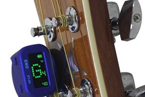 Review: Eno ET-09 Clip on Guitar Tuner