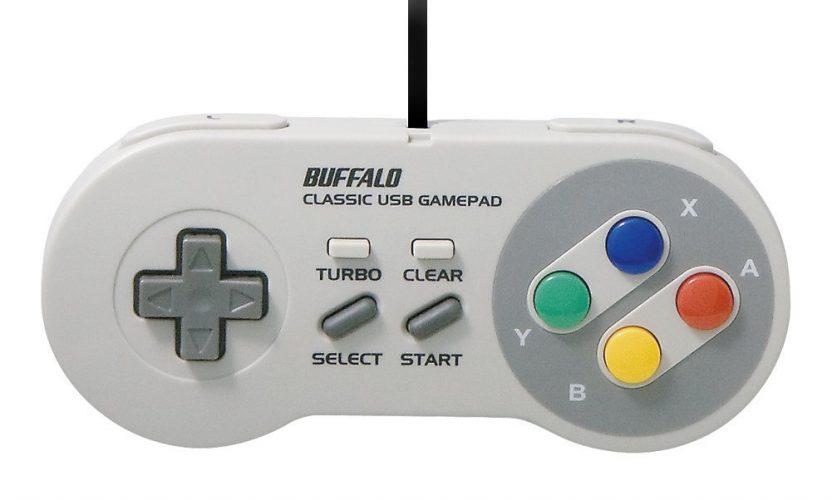 Review: Buffalo Classic USB Gamepad (Super NES style)