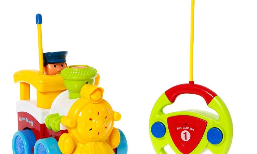 Review: Playtoy RC Remote Control Train Toy for Toddlers