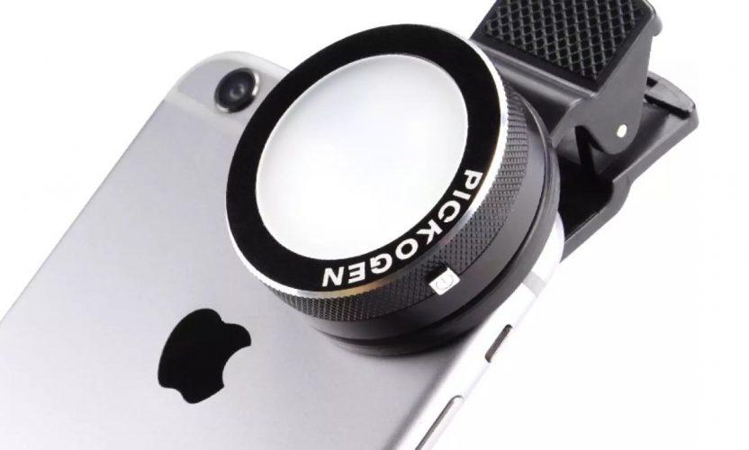 Review: Cyxus Portable Mini Spotlight Flash for Smartphone