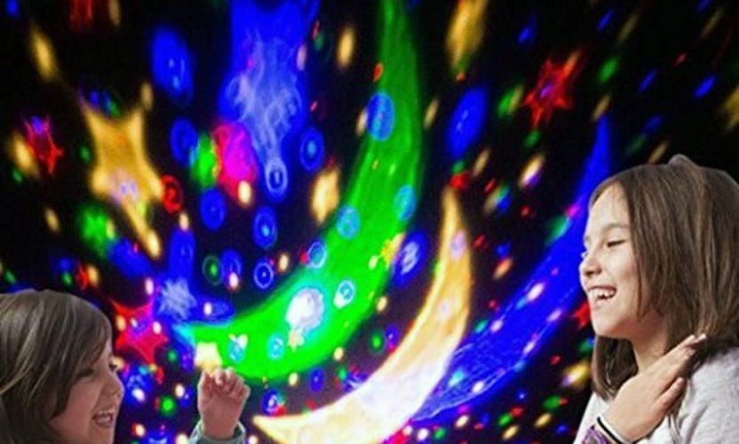 Review: SinoPro Galaxy Constellation Night Light Projector