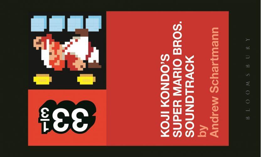 Review: Koji Kondo's Super Mario Bros. Soundtrack (33 1/3)