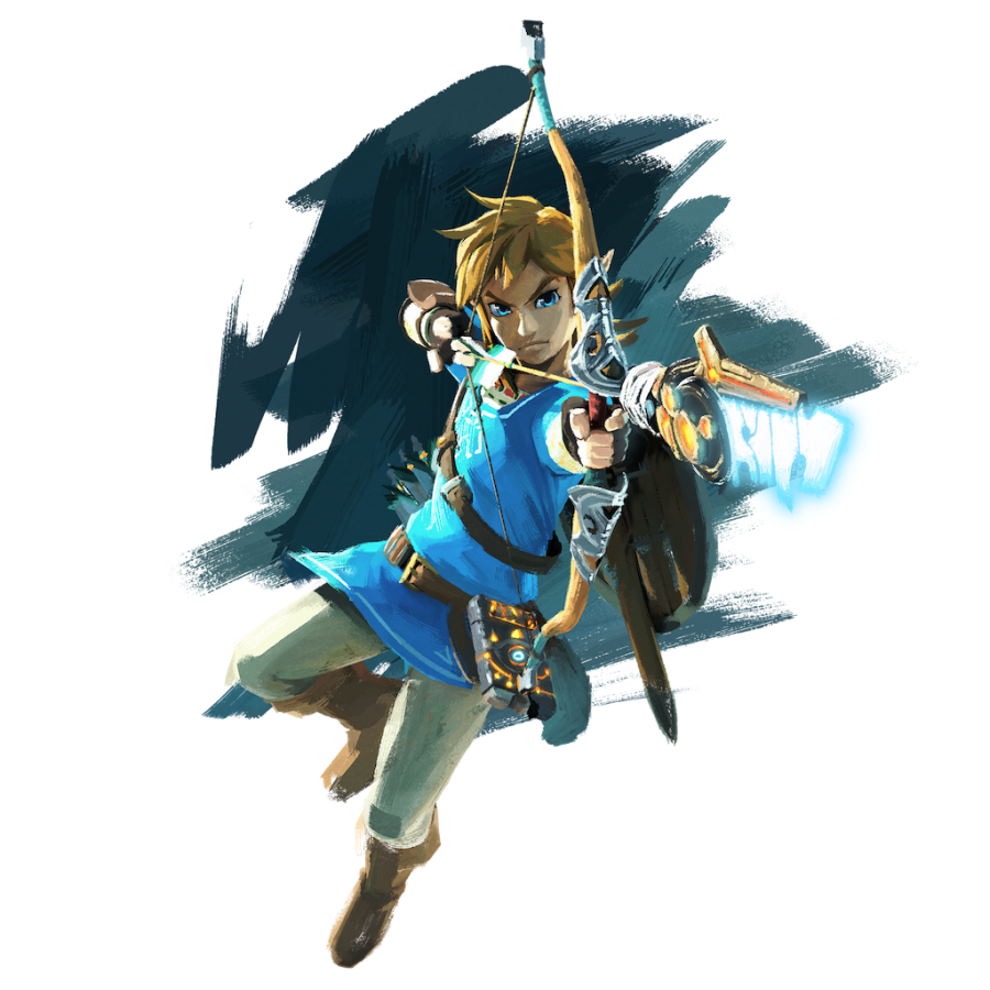 Link from The Legend of Zelda for the Nintendo Wii U and NX