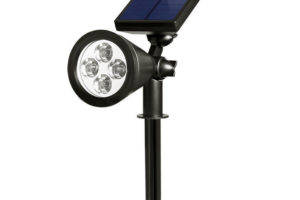 Syhonic Outdoor Solar Spotlight