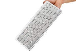 SMALLElectric Universal Bluetooth Keyboard
