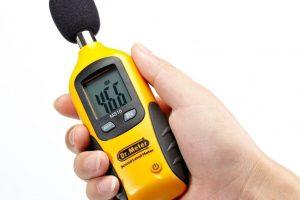 Dr.Meter MS10 Digital Decibel Sound Level Meter