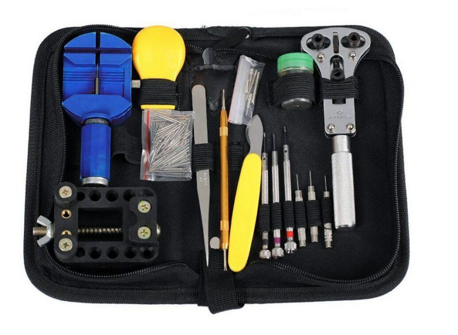 Review: BTSKY Professional 144 Piece Watch Tool Kit