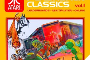 Atari Flashback Classics Volume 1 (PS4)