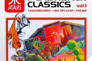 Preliminary box art for Flashback Classics Volume 1 (Xbox One)