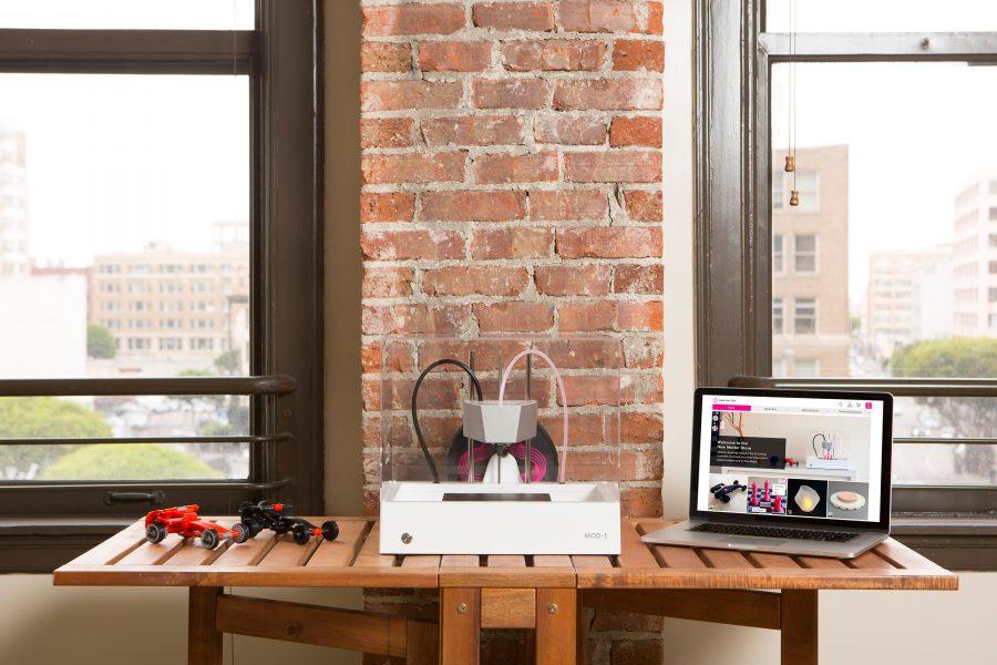 Review: New Matter MOD-t 3D printer