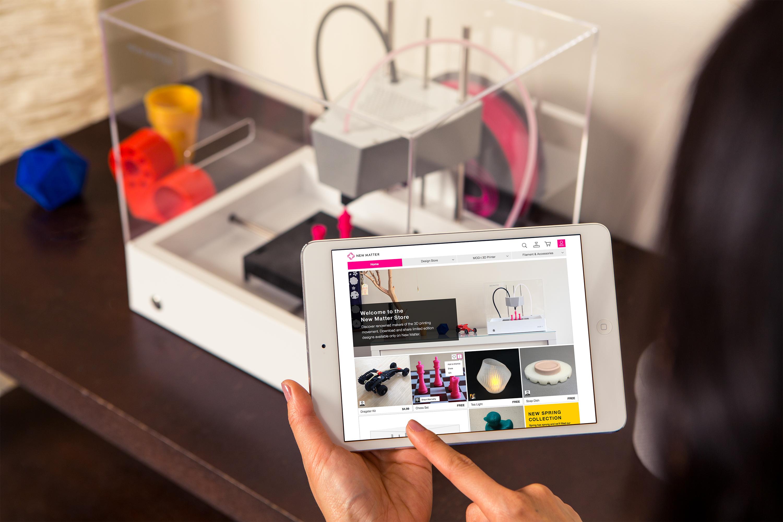 Review Follow-up 01: New Matter MOD-t 3D printer