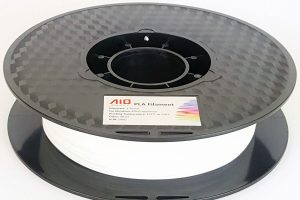 Review: AIO Robotics AIOWHITE PLA 3D Printer Filament
