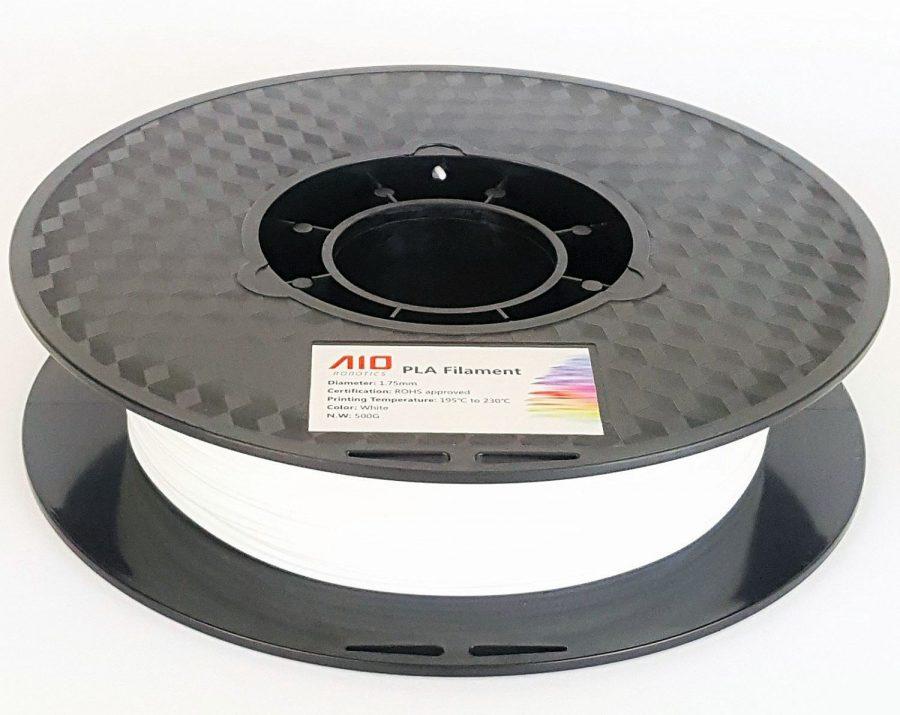 Review: AIO Robotics AIOWHITE PLA 3D Printer Filament