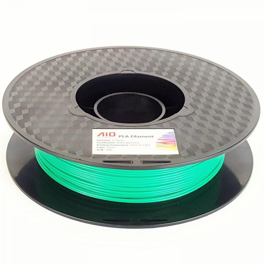 AIO Robotics AIOGREEN PLA 3D Printer Filament