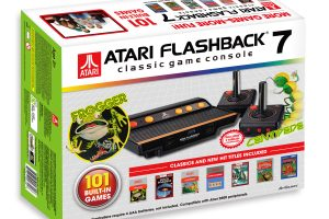 Review: Atari Flashback 7 (AtGames, 2016 version) (includes videos)