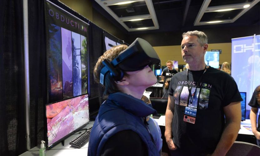 The Baby Steps of Virtual Reality