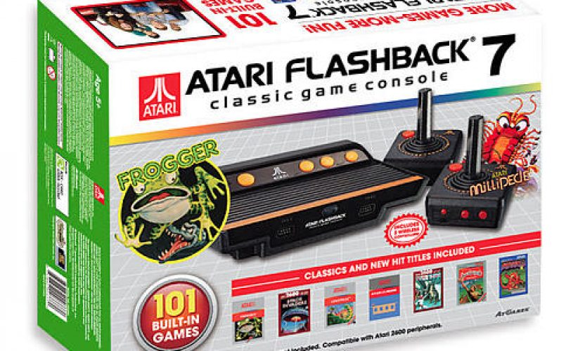 Atari flashback 7 2016 the official game list - Atari flashback classic game console game list ...
