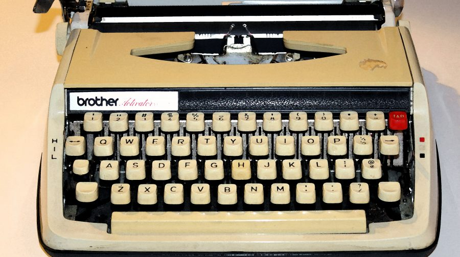 A Personal History of Word Processing (Part 1)