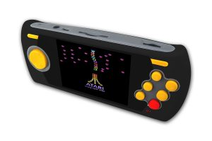 Review: Atari Flashback Portable (AtGames, 2016 version) (includes videos)