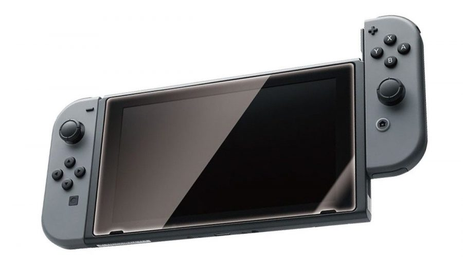HORI Officially Licensed Screen Protective Filter for Nintendo Switch